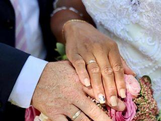 La boda de Sandra Ibarguen  y Yovany Bedoya  1