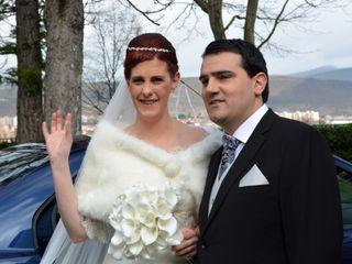 La boda de Lidia y Asier 3