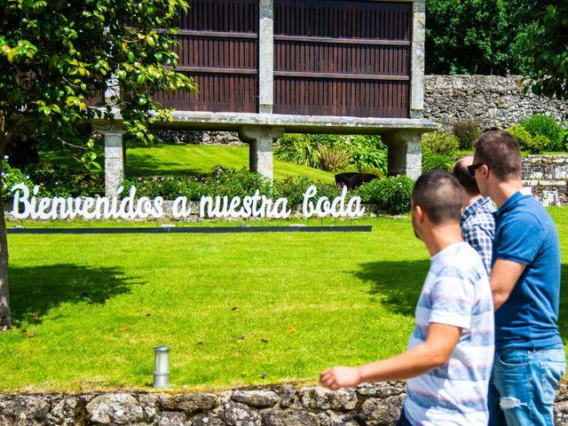 La boda de Brais y Andrea en Pontevedra, Pontevedra 12