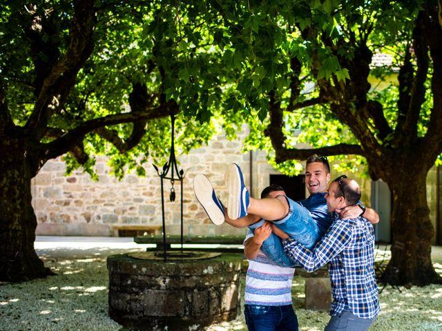 La boda de Brais y Andrea en Pontevedra, Pontevedra 13