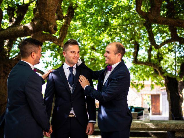 La boda de Brais y Andrea en Pontevedra, Pontevedra 22