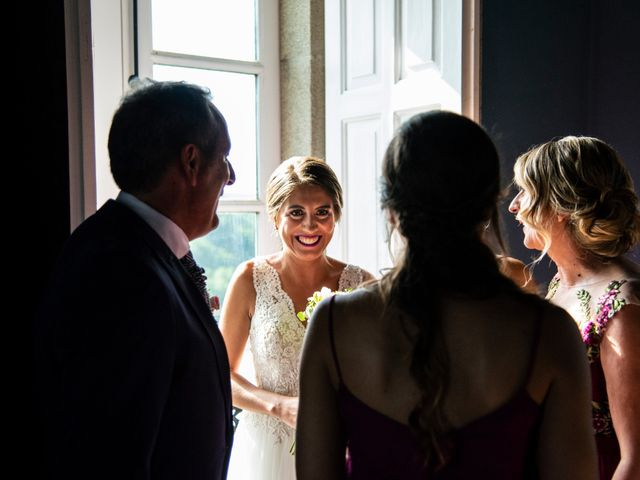 La boda de Brais y Andrea en Pontevedra, Pontevedra 36