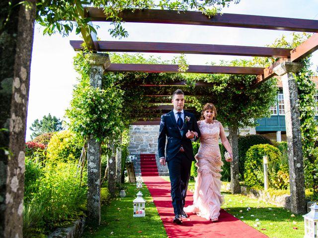 La boda de Brais y Andrea en Pontevedra, Pontevedra 40