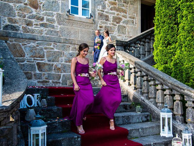 La boda de Brais y Andrea en Pontevedra, Pontevedra 42