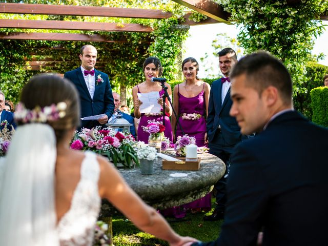 La boda de Brais y Andrea en Pontevedra, Pontevedra 47