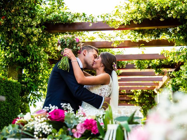La boda de Brais y Andrea en Pontevedra, Pontevedra 50