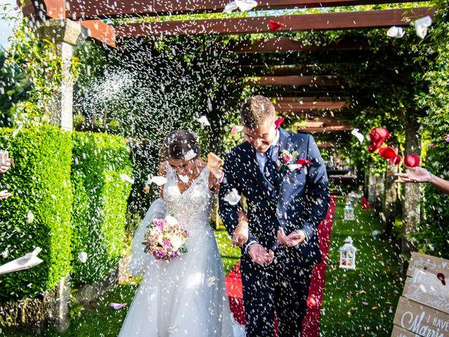 La boda de Brais y Andrea en Pontevedra, Pontevedra 51