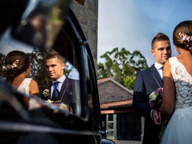 La boda de Brais y Andrea en Pontevedra, Pontevedra 53