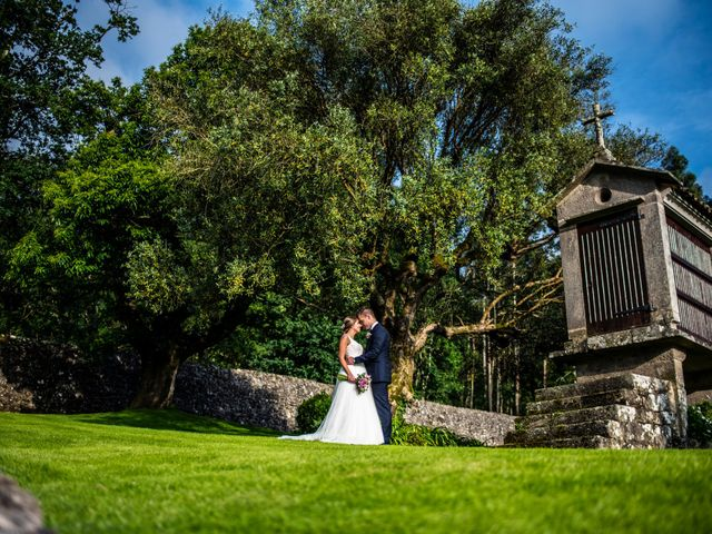 La boda de Brais y Andrea en Pontevedra, Pontevedra 58