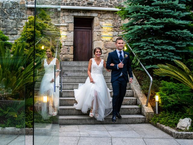 La boda de Brais y Andrea en Pontevedra, Pontevedra 62
