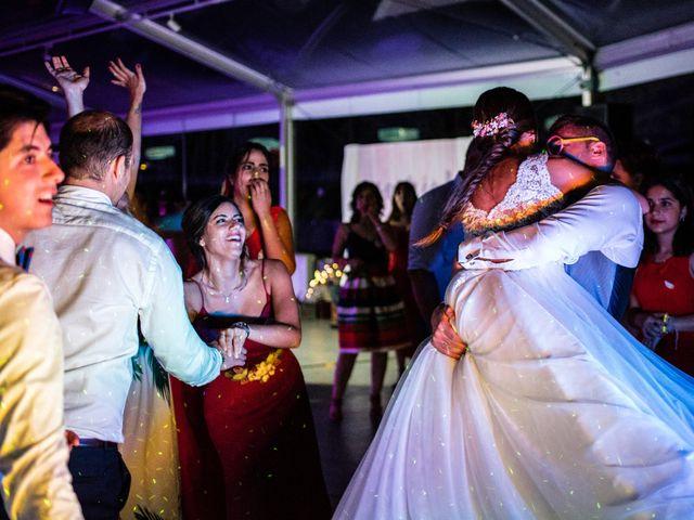 La boda de Brais y Andrea en Pontevedra, Pontevedra 79