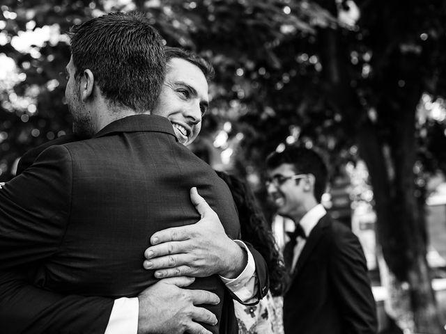 La boda de Josu y Paola en Hondarribia, Guipúzcoa 12