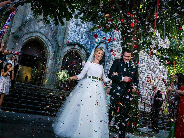La boda de Josu y Paola en Hondarribia, Guipúzcoa 29