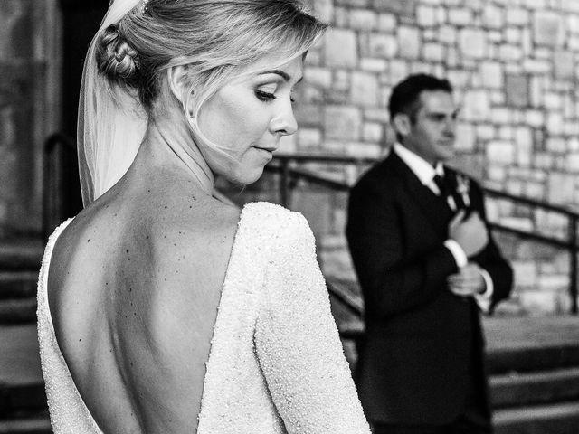 La boda de Josu y Paola en Hondarribia, Guipúzcoa 35