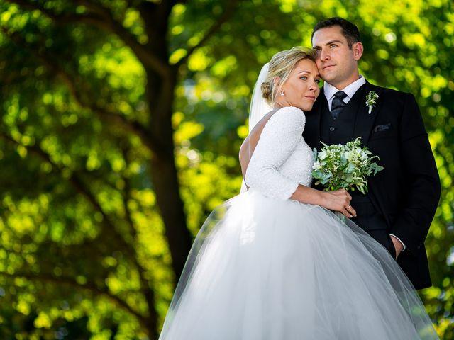 La boda de Josu y Paola en Hondarribia, Guipúzcoa 40