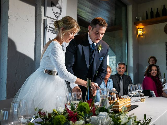 La boda de Josu y Paola en Hondarribia, Guipúzcoa 46