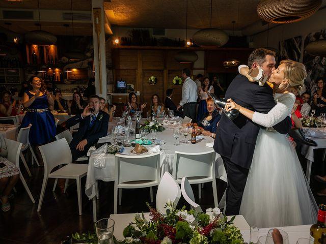 La boda de Josu y Paola en Hondarribia, Guipúzcoa 55