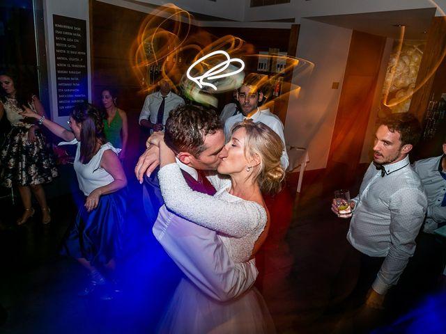 La boda de Josu y Paola en Hondarribia, Guipúzcoa 62