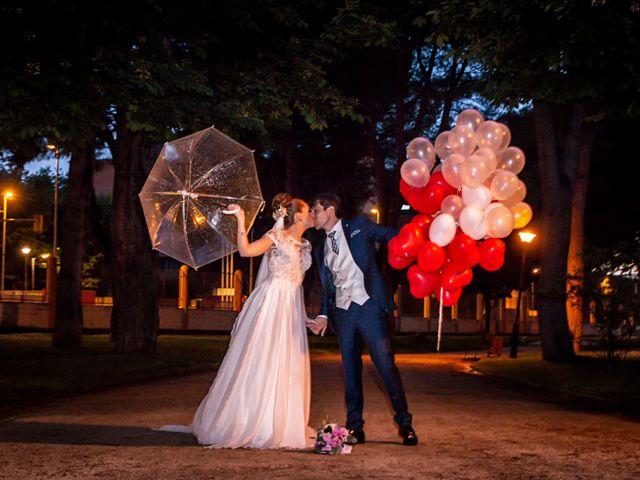 La boda de Jose Maria y Estefi en Tomelloso, Ciudad Real 6