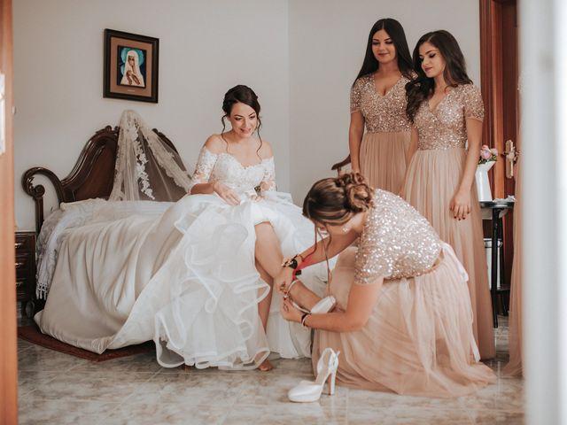 La boda de Fernando y Hermy en Olula Del Rio, Almería 16