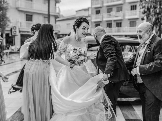 La boda de Fernando y Hermy en Olula Del Rio, Almería 26