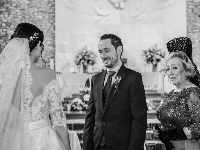 La boda de Fernando y Hermy en Olula Del Rio, Almería 27