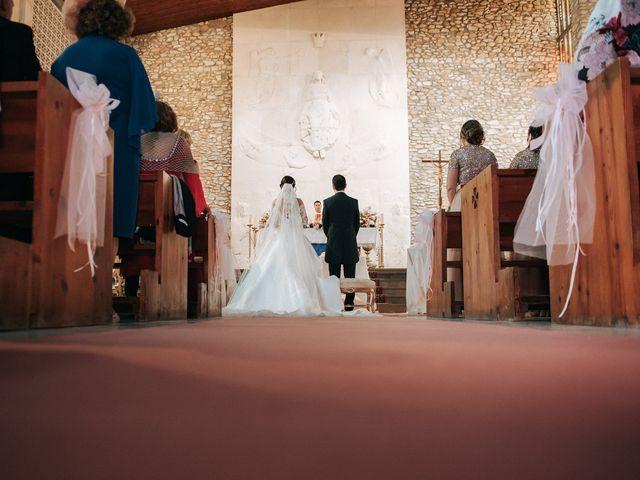 La boda de Fernando y Hermy en Olula Del Rio, Almería 28