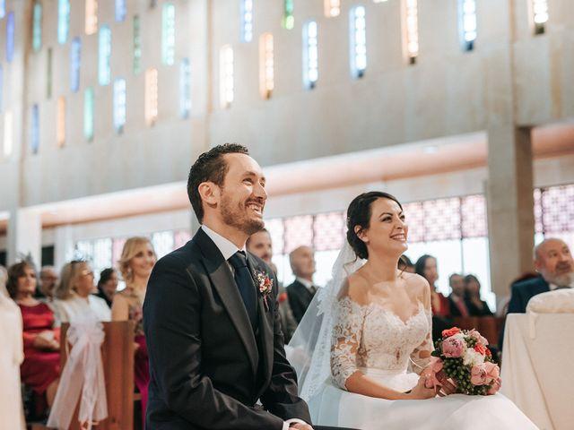 La boda de Fernando y Hermy en Olula Del Rio, Almería 29