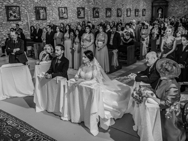 La boda de Fernando y Hermy en Olula Del Rio, Almería 31