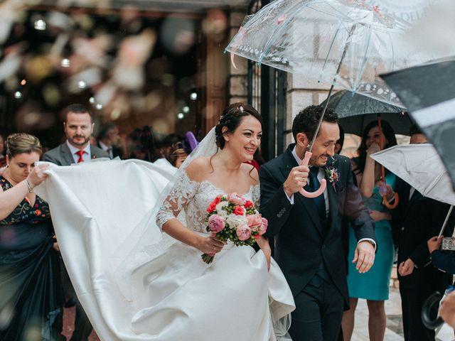 La boda de Fernando y Hermy en Olula Del Rio, Almería 35
