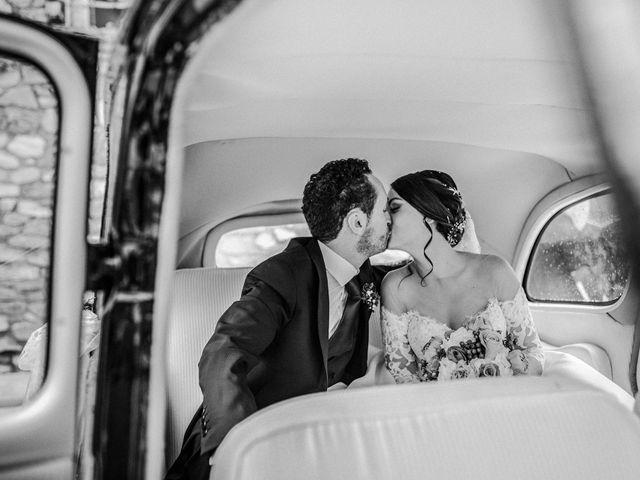 La boda de Fernando y Hermy en Olula Del Rio, Almería 36