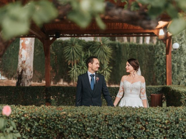 La boda de Fernando y Hermy en Olula Del Rio, Almería 37