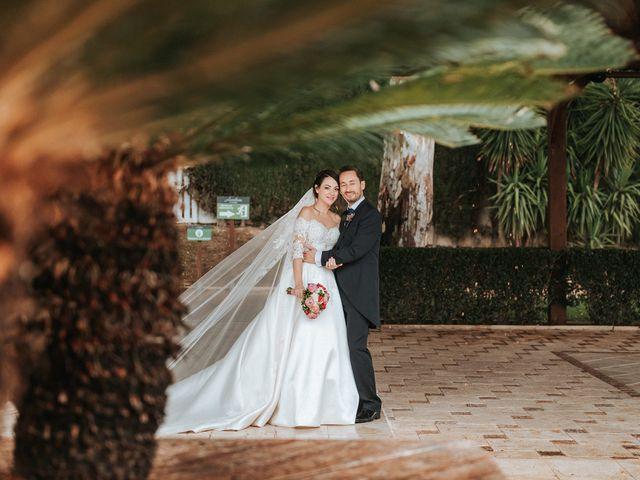La boda de Fernando y Hermy en Olula Del Rio, Almería 38
