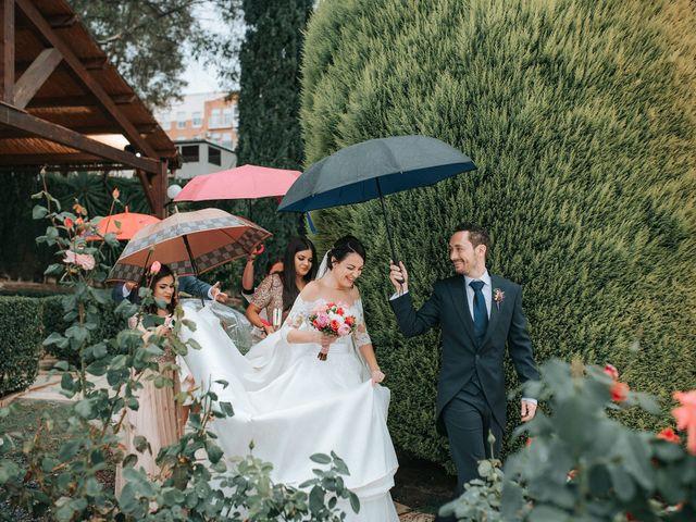 La boda de Fernando y Hermy en Olula Del Rio, Almería 41