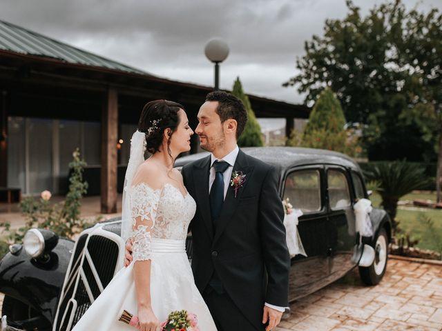 La boda de Hermy y Fernando