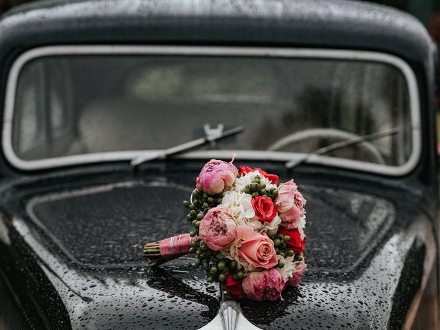 La boda de Fernando y Hermy en Olula Del Rio, Almería 42