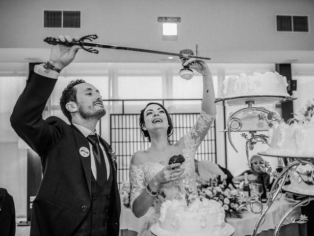 La boda de Fernando y Hermy en Olula Del Rio, Almería 45