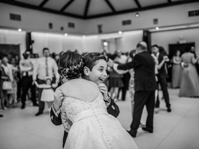 La boda de Fernando y Hermy en Olula Del Rio, Almería 51