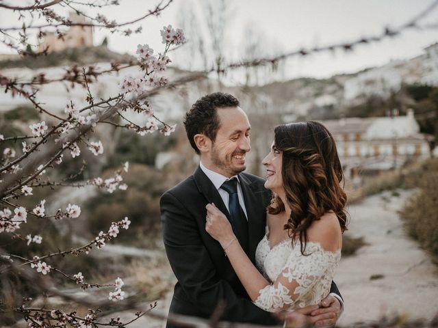 La boda de Fernando y Hermy en Olula Del Rio, Almería 64