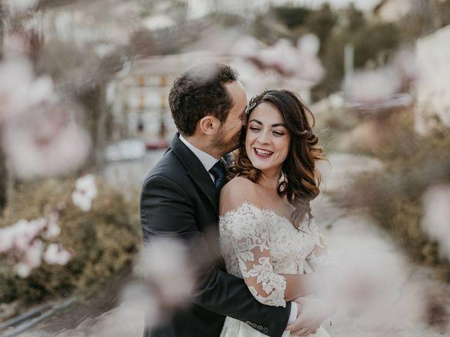 La boda de Fernando y Hermy en Olula Del Rio, Almería 65