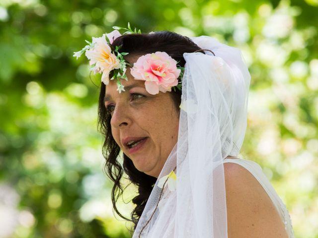 La boda de David y Veronica en Navacepedilla De Corneja, Ávila 9