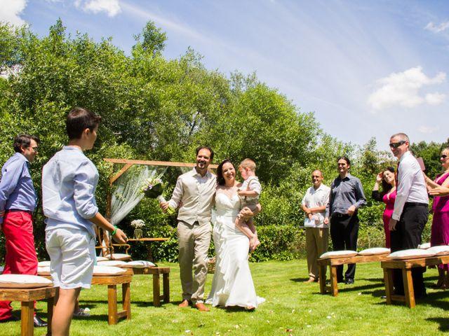 La boda de David y Veronica en Navacepedilla De Corneja, Ávila 14