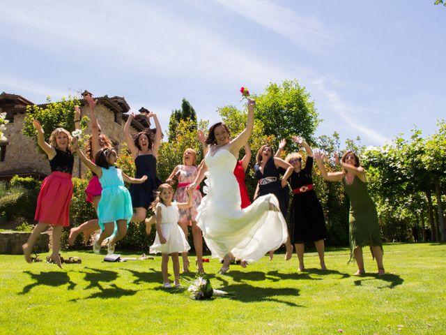La boda de David y Veronica en Navacepedilla De Corneja, Ávila 15