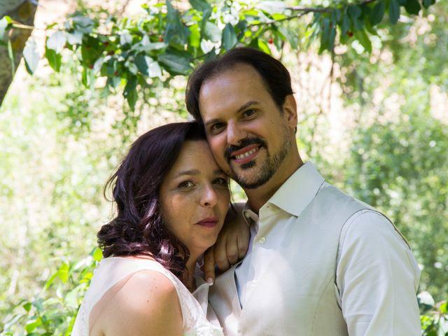 La boda de David y Veronica en Navacepedilla De Corneja, Ávila 18