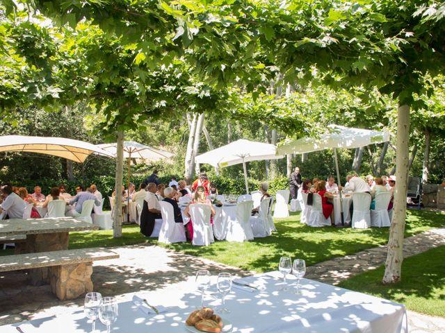 La boda de David y Veronica en Navacepedilla De Corneja, Ávila 19