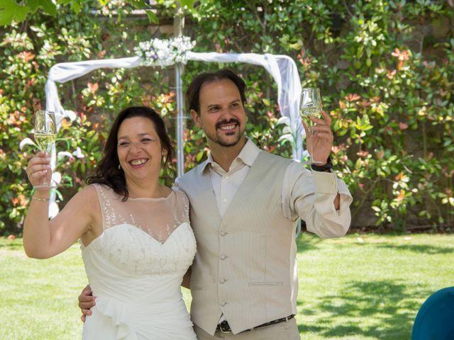 La boda de David y Veronica en Navacepedilla De Corneja, Ávila 20