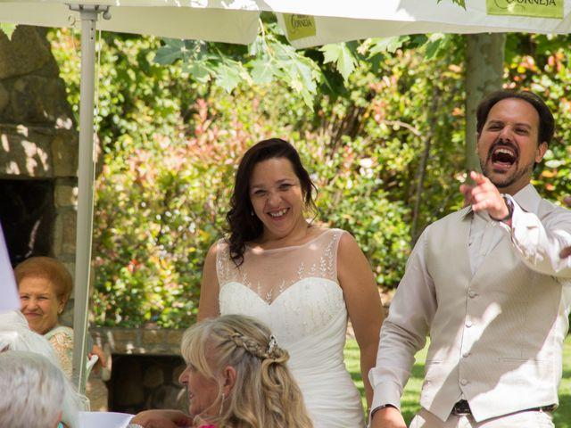 La boda de David y Veronica en Navacepedilla De Corneja, Ávila 22