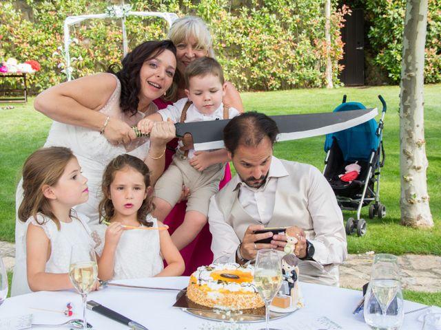 La boda de David y Veronica en Navacepedilla De Corneja, Ávila 24