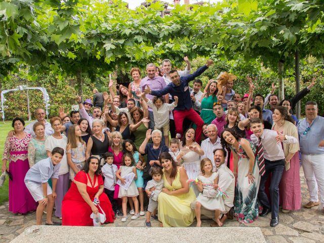 La boda de David y Veronica en Navacepedilla De Corneja, Ávila 26