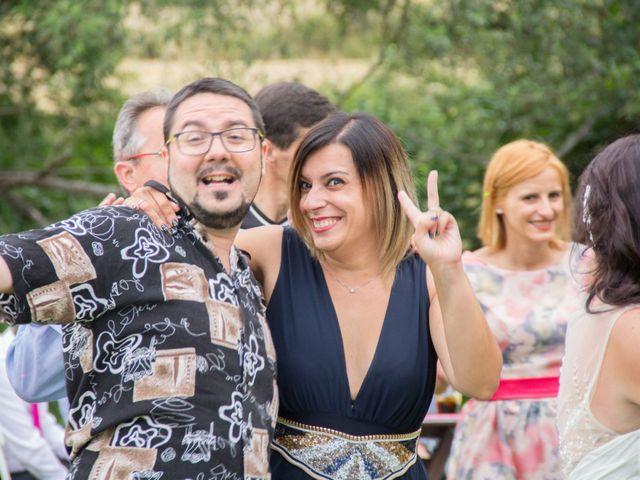 La boda de David y Veronica en Navacepedilla De Corneja, Ávila 29